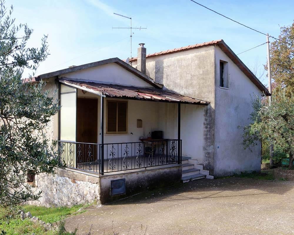 Casa Indipendente in Vendita in Vocabolo Paolicchie a Alviano