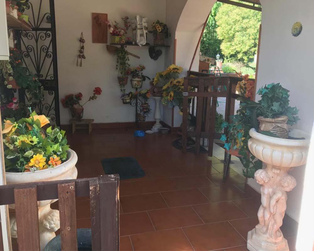 Villa in Vendita in Voc. Campotonno a Orte Rif. 4 ort