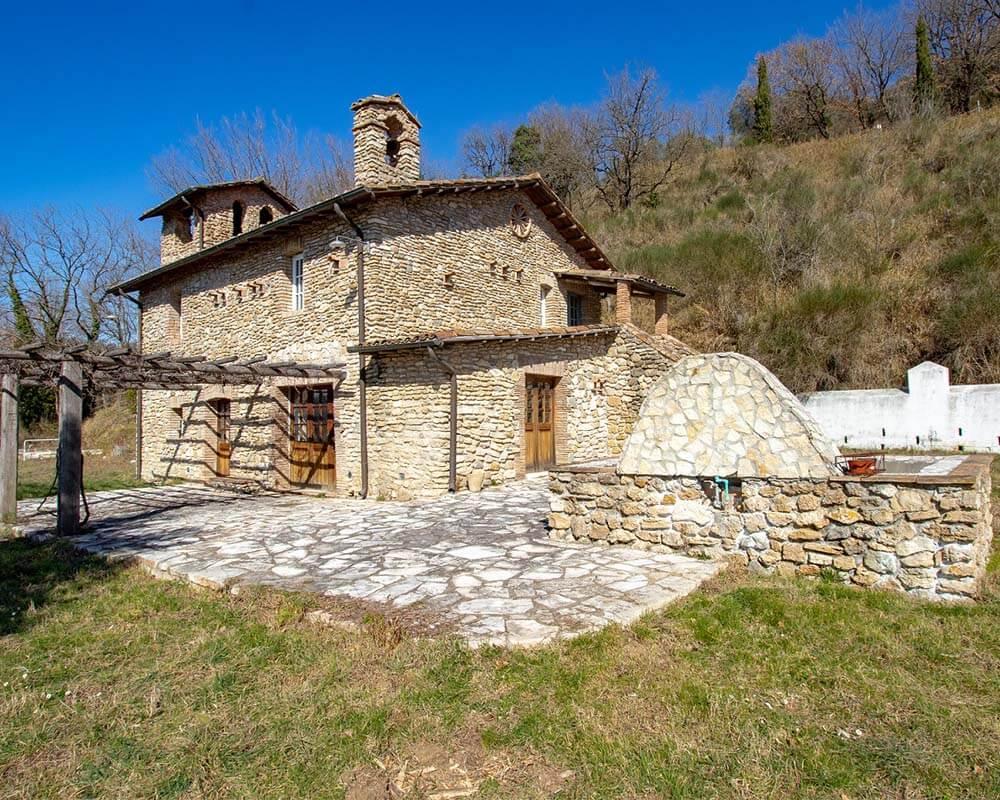 Rustico, Casale in Vendita in Località La Barca a Penna in Teverina Rif.9pen
