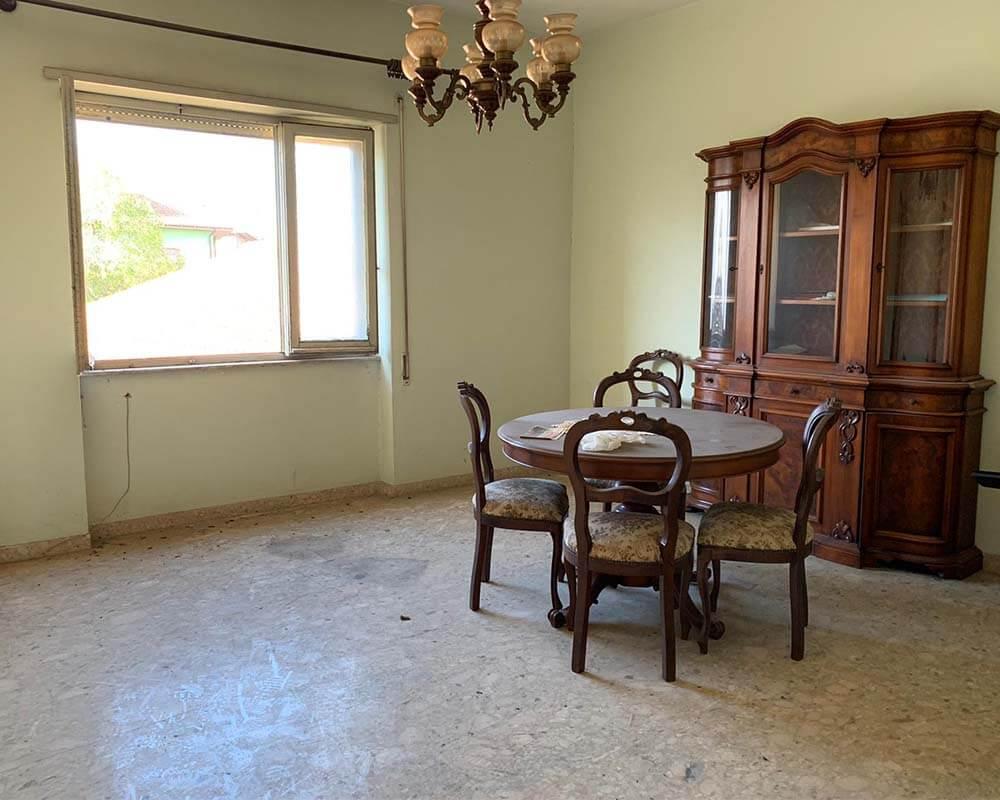 Appartamento in Vendita in Via Sasseta a Orte Rif 8 ort