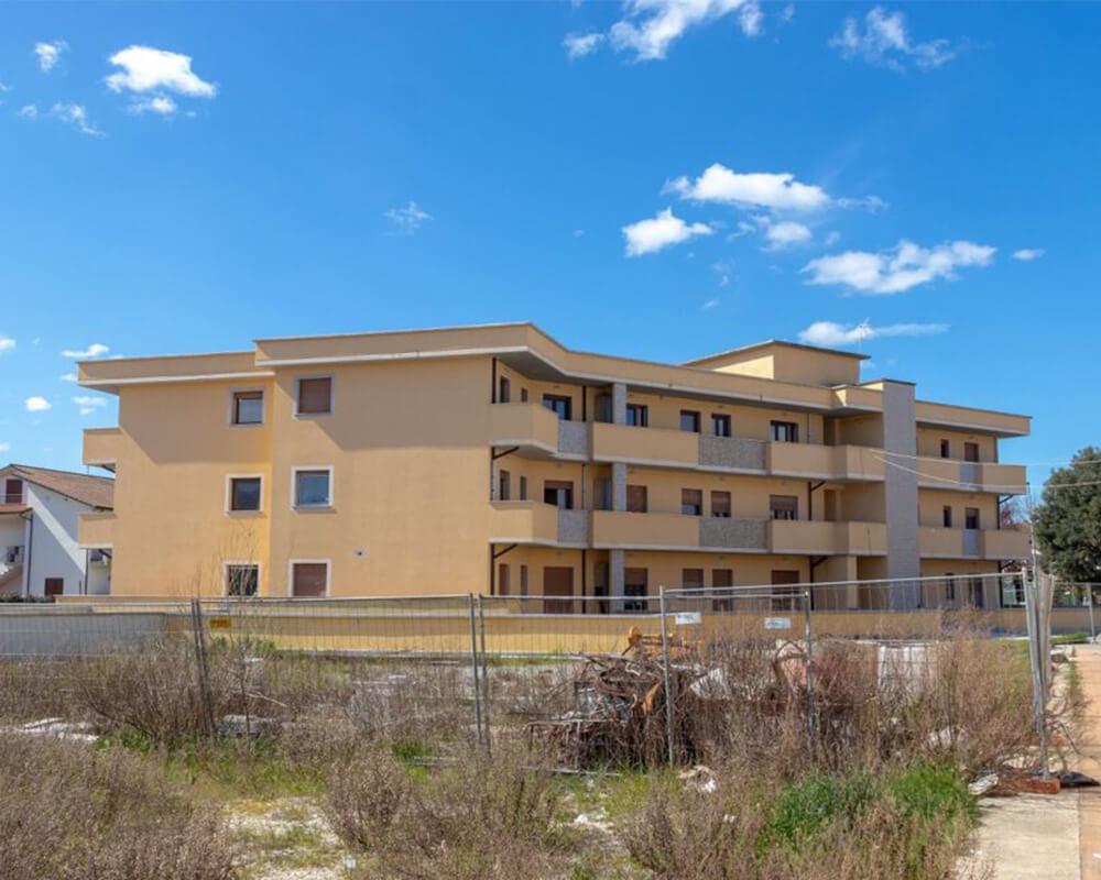 Appartamenti nuova costruzione Attigliano